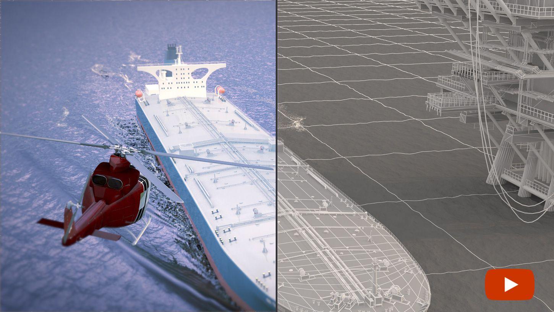Animatie-3D-echipament-prospectie-seismica