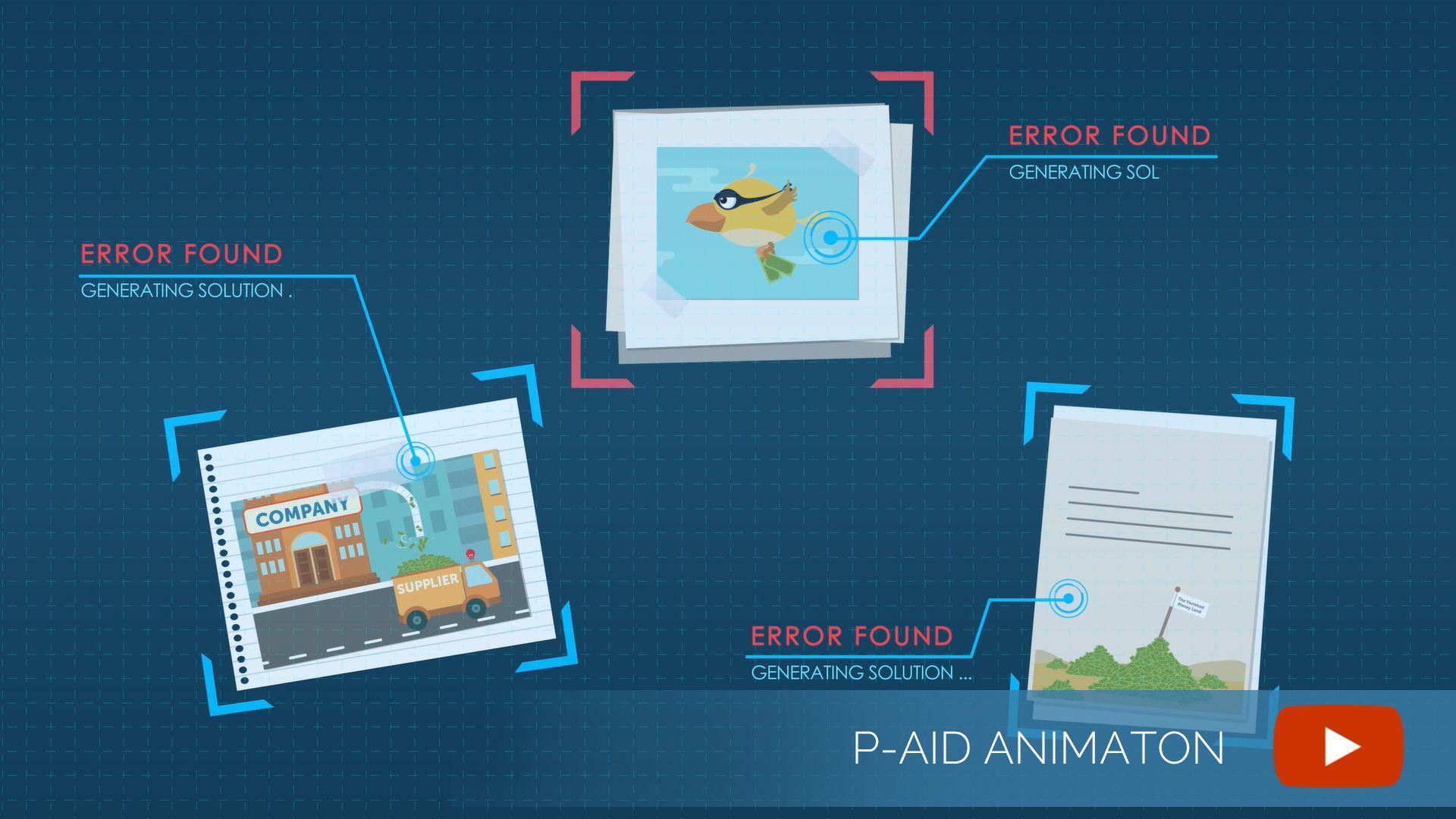 Société Générale – Animatie P-Aid
