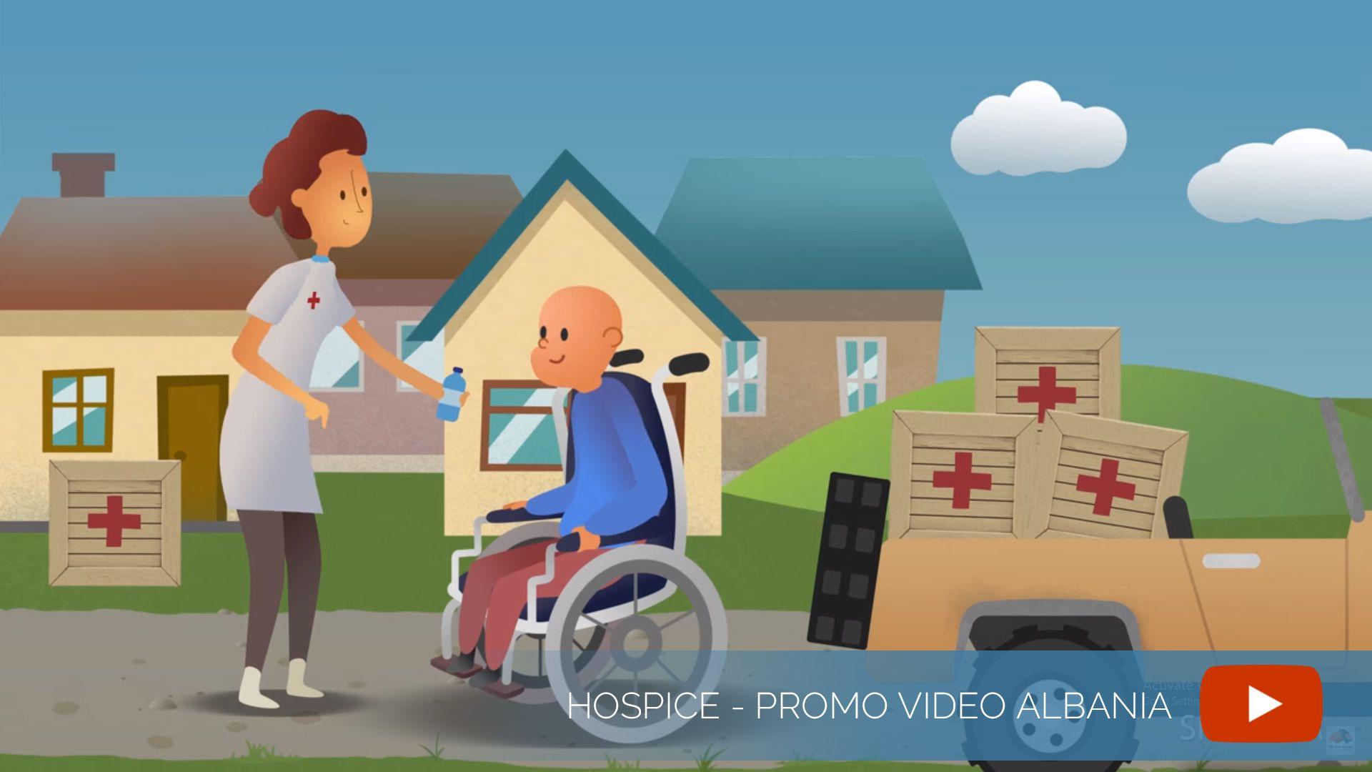 Hospice – Promo Video Albania